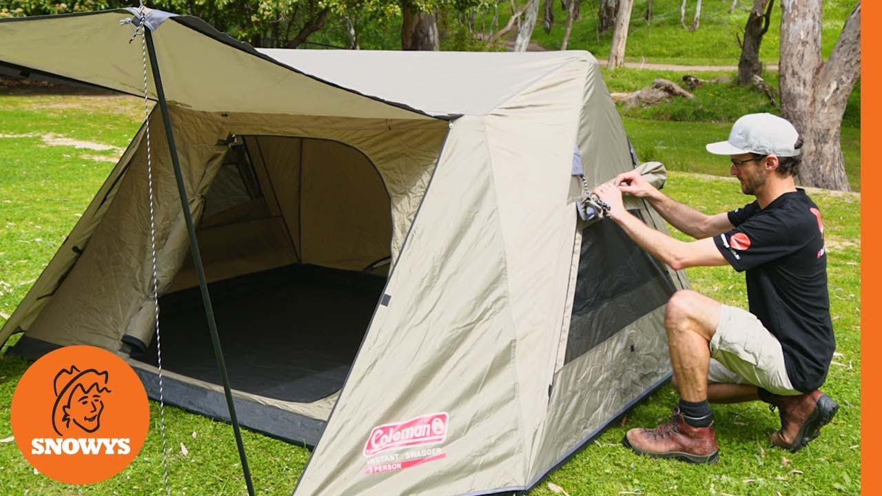 Instant Swagger 3P Tent