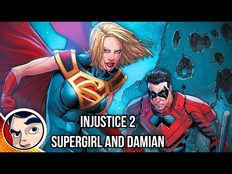 "Injustice 2 ""Damian switches sides?"" – Complete Story"