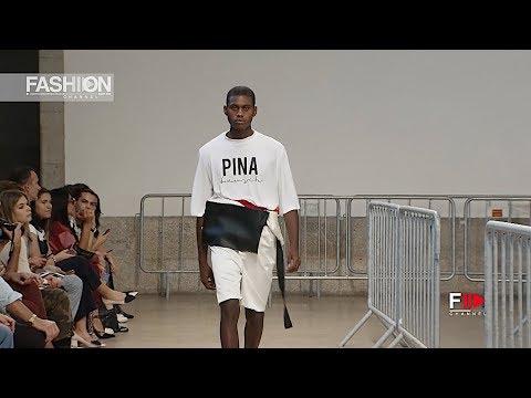 DANIELA PEREIRA BLOOM Portugal Fashion Spring Summer 2019 - Fashion Channel