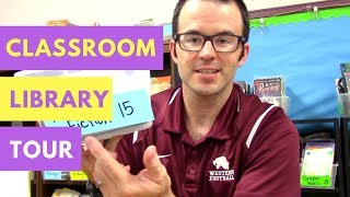 Classroom Library Tour 2018-2019