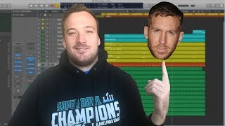 How Calvin Harris Made GIANT (Remake & Tutorial)