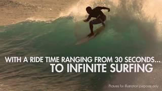 OKAHINA, l'onda artificiale per bacini esistenti