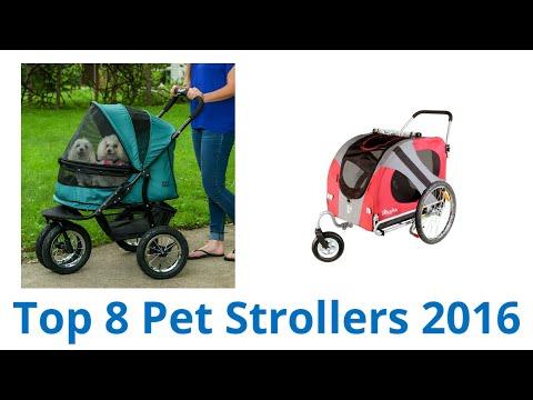 8 Best Pet Strollers 2016