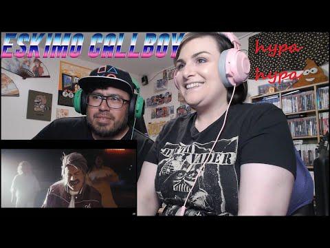 Couple reacts to Eskimo Callboy feat. Sasha - Hypa Hypa