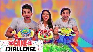 Cake Challenge   Rimorav Vlogs