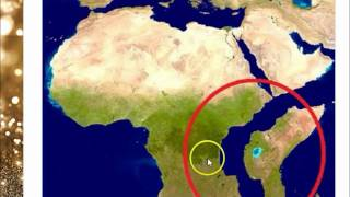 Big crack in Ethiopia , Israel beach front property soon to be available | Kholo.pk