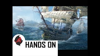HANDS ON SKULL & BONES - Walkthrough Gameplay