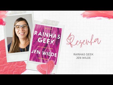 Resenha - Rainhas geek