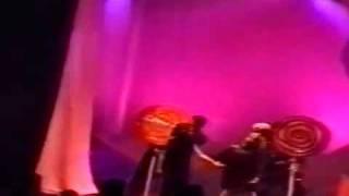 Sugar Sugar (live) - Aaron Carter - 1998