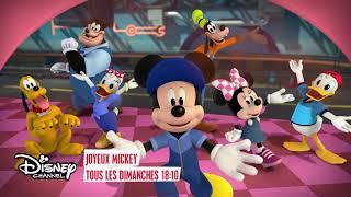 Joyeux Mickey - Tous les dimanches à 18h10 sur Disney Channel !