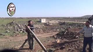 Смотреть онлайн Реальные бои против ИГИЛ в Сирии