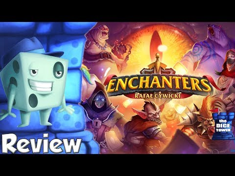 Enchanters Review - with Tom Vasel