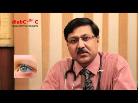 Diabetická retinopatie monografie