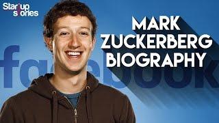 Facebook CEO | Mark Zuckerberg Biography | Success Story | Startup Stories