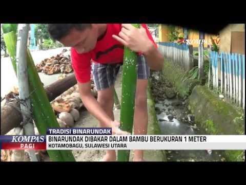 Video Kamu Harus Coba Makan Binarundak Khas Sulawesi Utara