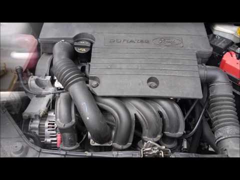 Der Aufwand des Benzins ford fjuschn 1.4 Mechaniker 2004 in