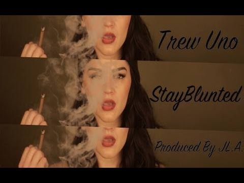Trew Uno - StayBlunted ( Dir. By @Toeknee_K ) [ Music Video ]