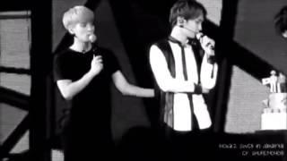 Jongkey-  I Want You