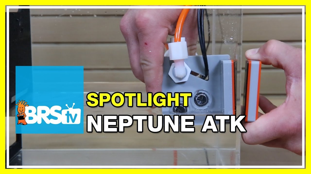 Spotlight on the Neptune ATK (Auto Top Off Kit) | BRStv