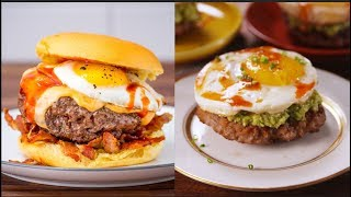 10 Delicious Breakfast From Around The World 🍔How To Make Breakfast At Home