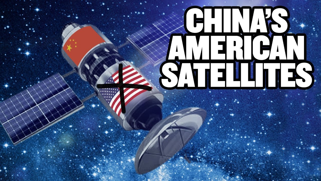 How China's Military and Police Use US Satellites | China Uncensored thumbnail