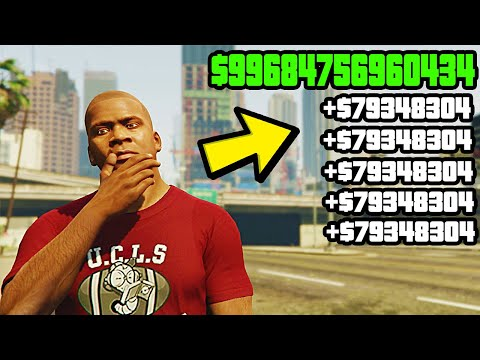 GTA 5 Money Glitches *Story Mode* Best Money Glitches & Methods 2018 (GTA 5 Story Mode Money Glitch)