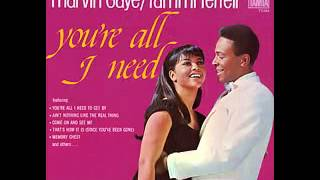 Marvin Gaye & Tammi Terrell - Come On And See Me