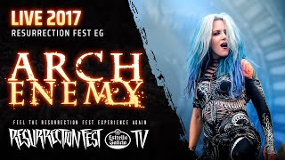 Arch Enemy - Nemesis (Live at Resurrection Fest EG 2017)