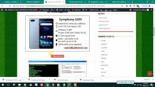 MT6737 CM2 Secure Boot Not Accepted Solution in Sp Flash