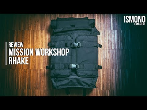 Best backpack of 2017? REVIEW Mission Workshop Rhake