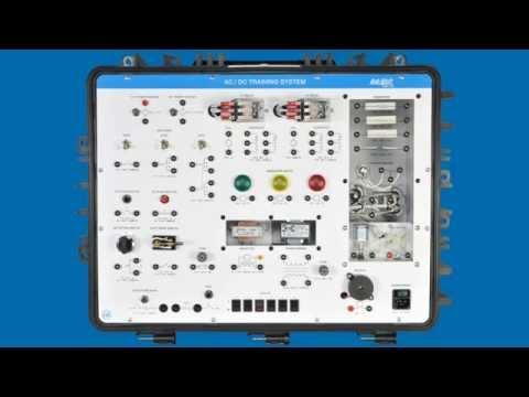 AC/DC Training System – LabVolt Series 3351
