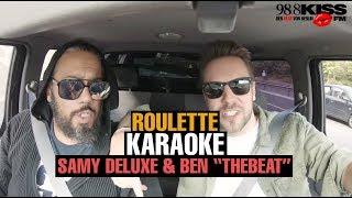 Roulette Karaoke: SAMY DELUXE vereint Deutschrap Szene