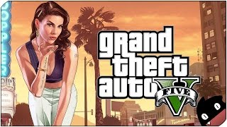 GTA V ONLINE (PS4) -09- A Merced De Naishys!!