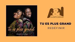 Nadege Mbuma   Tu Es Plus Grand [Lyric Video]