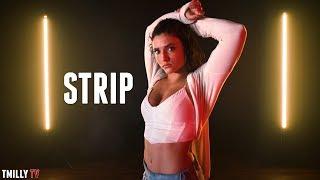 Little Mix - STRIP - Dance Choreography by Brian Friedman - ft Jade Chynoweth & Bailey Sok