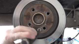 Brake Pad & Rotor Replacement Mini Cooper