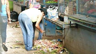 Venezuela: Recogen comida entre la basura para sobrevivir
