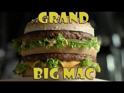 JdemeŽrát! 21. díl - GRAND BIG MAC!