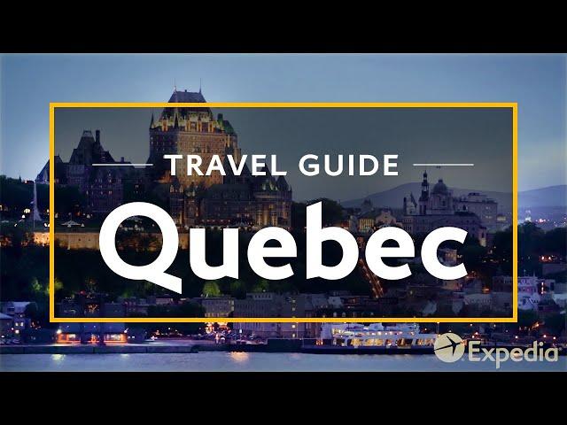 Videouttalande av Québec Engelska