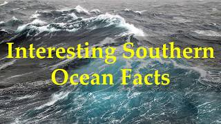 Interesting Southern Ocean Facts
