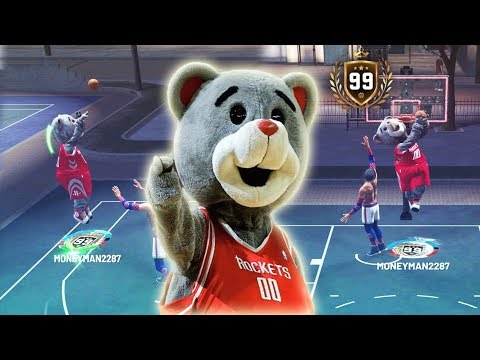 I Used a 99 OVERALL PURE LOCKDOWN DEFENDER in nba2k19.. MOST OP BUILD IN 2K mypark