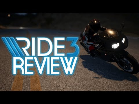 Ride 3 Review: Best Motorcycle Racer Ever?