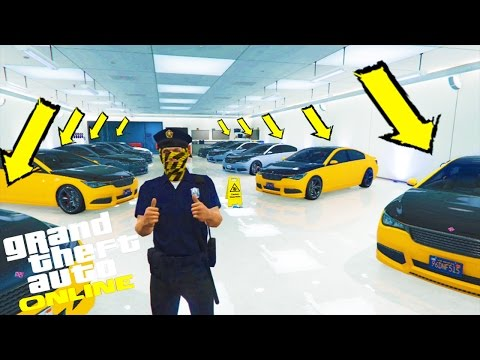 GTA 5 Online Car Duplication *SIMPLE* Tutorial (GTA5 Online Glitches)