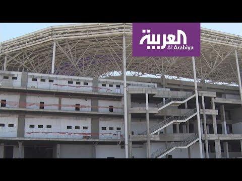 العرب اليوم - شاهد: بغداد تحتضن ملعب صديق للبيئة يعمل بنظام الطاقة الشمسية