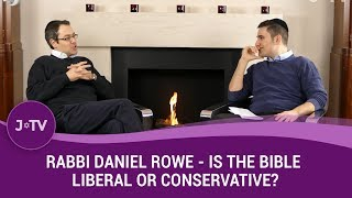 Have you ever heard both liberals and conservatives use the Bible to justify their views? Watch to f