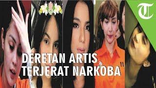 Selain Nunung, Deretan Artis Cantik Ini Juga Pernah Ditangkap Polisi karena Terjerat Narkoba