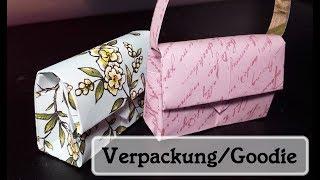 Handtasche/Rucksack/Täschchen | Tutorial | Ohrenpost