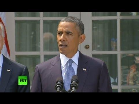 Политологи: Барак Обама показал слабость и оказался в ловушке