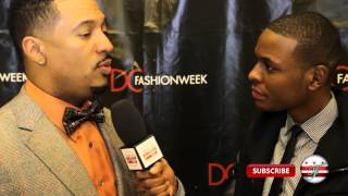 preview picture of video 'The Fashion District - Episode 4: DC Fashion Week 2013 International Designers'
