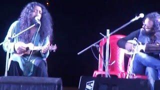 "Video thumbnail of ""Arko Mukherjee & Satyaki Banerjee, LIVE. Oi Mahasindhur O Paar."""
